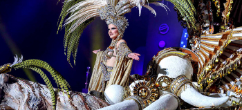 Gala Election of the Carnival Queen