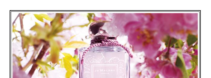 Celebra la Primavera con una Edición Limitada del perfume más exclusiva de Jo Malone